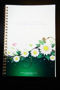 恋愛版引き寄せノート 表紙