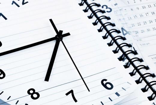 引き寄せの法則的時間の管理術