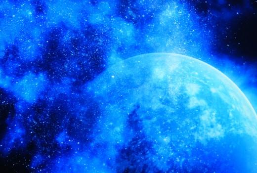宇宙と引き寄せの法則