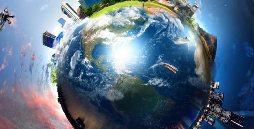 地球と平和